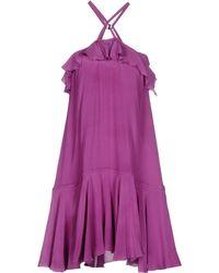 DSquared² - Short Dress - Lyst