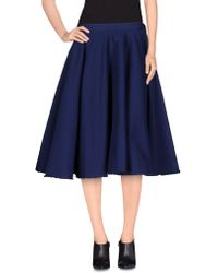 Pence - Knee Length Skirt - Lyst
