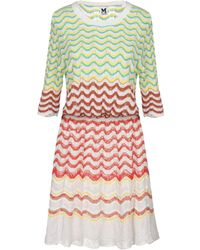 M Missoni | Short Dresses | Lyst