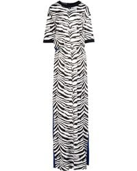 Emanuel Ungaro Long Dress - White