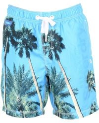 Superdry - Swimming Trunks - Lyst