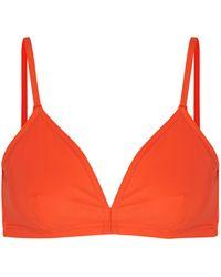 Orlebar Brown - Bikini-Oberteil - Lyst