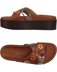 Vicini Tapeet - Sandals - Lyst