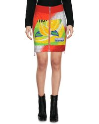 Moschino - Mini Skirt - Lyst
