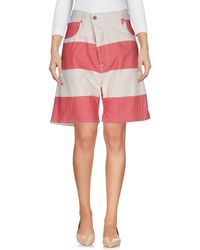 Vivienne Westwood Anglomania - Bermuda Shorts - Lyst