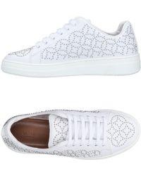 Alaïa - Low Sneakers & Tennisschuhe - Lyst