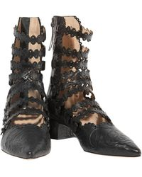 Zimmermann - Ankle Boots - Lyst