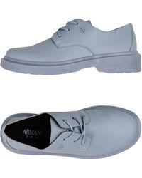 Armani Jeans - Lace-up Shoes - Lyst