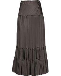 Aspesi - Long Skirt - Lyst