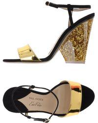 Edie Parker - Sandals - Lyst