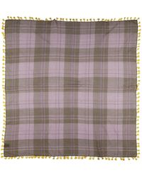 Paul Smith Black Label - Square Scarf - Lyst