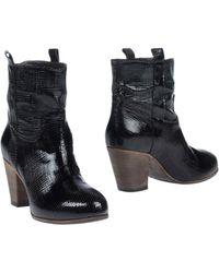 CANARGUEZ - Ankle Boots - Lyst
