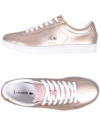f262234cf0e Lyst - Chaussures Lacoste femme à partir de 44 €
