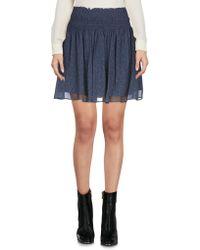 Vanessa Bruno Athé - Mini Skirts - Lyst