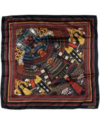 DSquared² - Square Scarf - Lyst