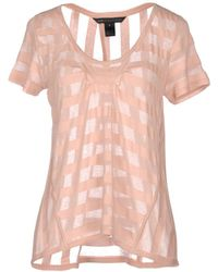 Marc By Marc Jacobs - Short Sleeve T-shirt - Lyst