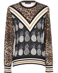 Dolce & Gabbana - Jumper - Lyst
