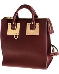 Sophie Hulme - Backpacks & Bum Bags - Lyst