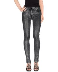 Brockenbow - Denim Pants - Lyst