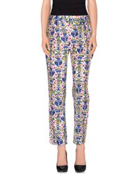 Cutie - Casual Trousers - Lyst