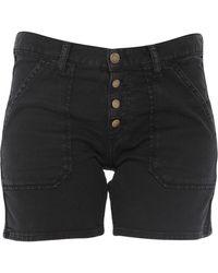 Ba&sh - Denim Shorts - Lyst
