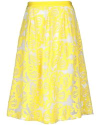 Suncoo - 3/4 Length Skirt - Lyst