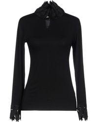 Paola Frani - T-shirt - Lyst