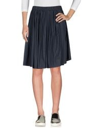 Just Female - Denim Skirt - Lyst