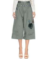 Marc Jacobs - 3/4-length Trousers - Lyst