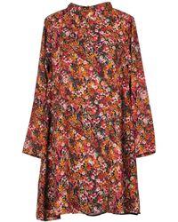Compañía Fantástica - Knee-length Dress - Lyst