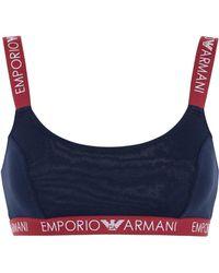 Emporio Armani - Bras - Lyst