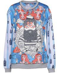 Maid In Love - Sweatshirt - Lyst