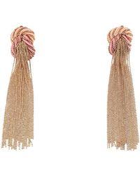 Rosantica Earrings - Pink