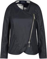 Armani Jeans - Jacket - Lyst