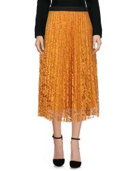 Essentiel Antwerp - 3/4 Length Skirt - Lyst