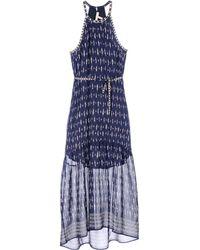Joie Langes Kleid