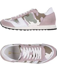 Trussardi - Low-tops & Trainers - Lyst