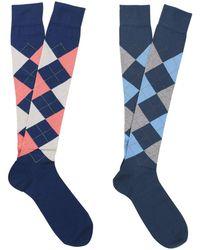Burlington - Short Socks - Lyst