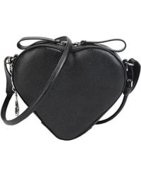 f08ca7fb32b Vivienne Westwood Sharlenemania Shoulder Bag in Black - Lyst