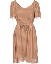 Patrizia Pepe - Short Dresses - Lyst