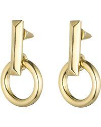 Eddie Borgo - Earrings - Lyst