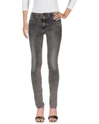 Brockenbow Denim Pants - Gray
