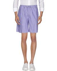 Golden Goose Deluxe Brand - Bermuda Shorts - Lyst