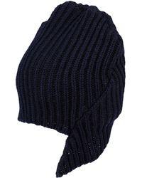 90f28eedb0e Vivienne Westwood Hat in Blue for Men - Lyst