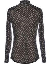 3986d40e Men's Dolce & Gabbana Shirts - Lyst