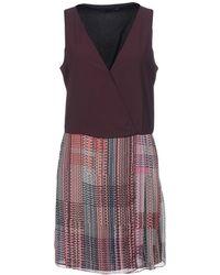 Rebel Queen - Short Dress - Lyst