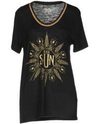 Au Soleil De Saint Tropez - T-shirt - Lyst
