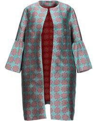 Scaglione - Overcoat - Lyst