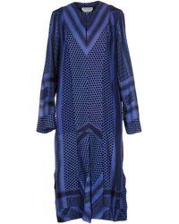 Cecilie Copenhagen - 3/4 Length Dress - Lyst