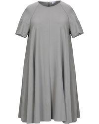Harris Wharf London - Short Dress - Lyst